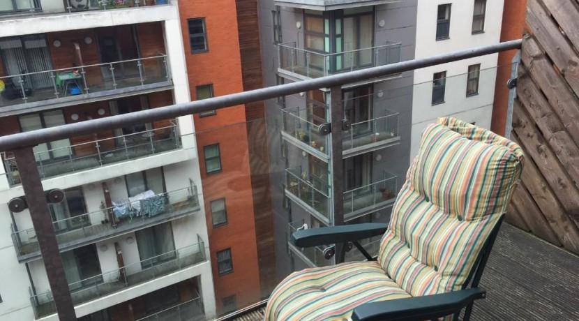 green quarters balcony