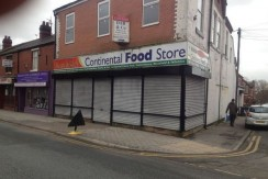 Hyde rd shop out