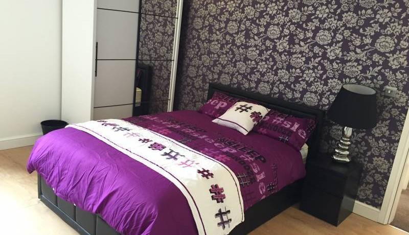 becomsfild purple room 1